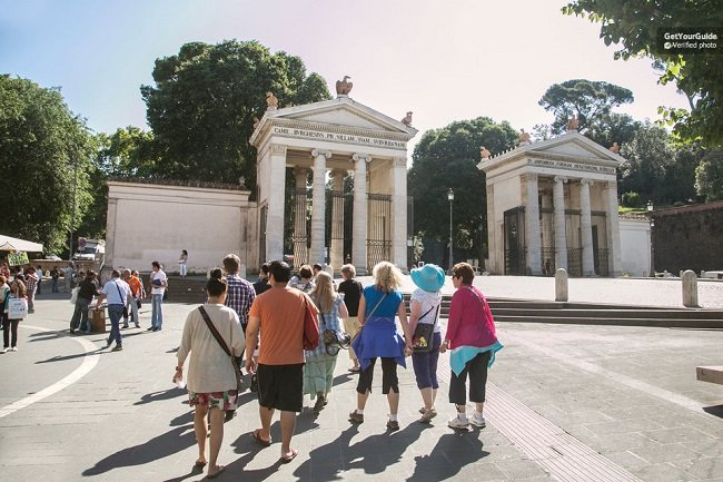 Rome Angels and Demons Half-Day Tour Tickets