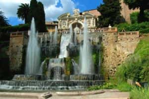 Tivoli Half-Day Tour with a Visit to Villa d'Este and Hadrian's Villa Tickets