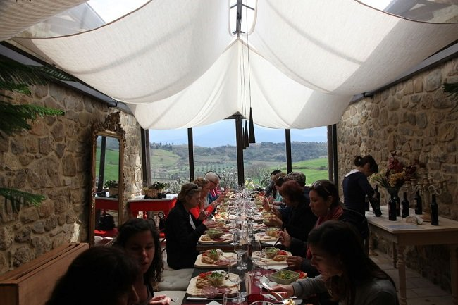 Tuscany in One Day Sightseeing from Rome Tickets
