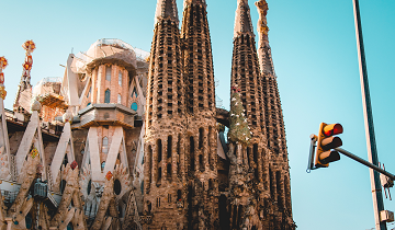 Sagrada Familia & Bus Tour