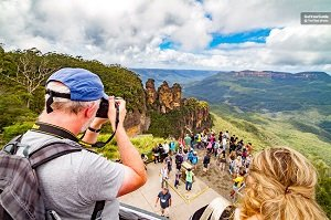 Blue Mountains All Inclusive: Tour, Lunch and Water Taxi Tickets