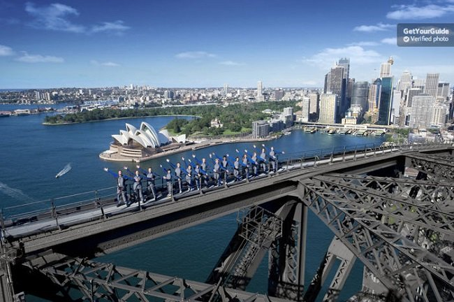 Bridge Climb Sydney Tickets