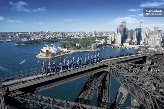 Bridge Climb Sydney Tickets