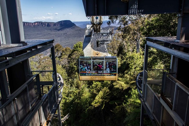 Grand Blue Mountains Day Tour with 3 Scenic World Rides Tickets