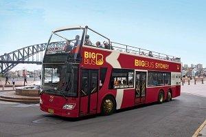 Sydney & Bondi Hop-On-Hop-Off-Explorer Bus Tickets Tickets