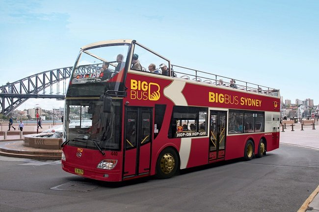 Sydney & Bondi Hop-On-Hop-Off-Explorer Bus Tickets Tickets