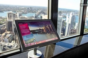 Sydney Tower Eye with Observation Deck Tickets