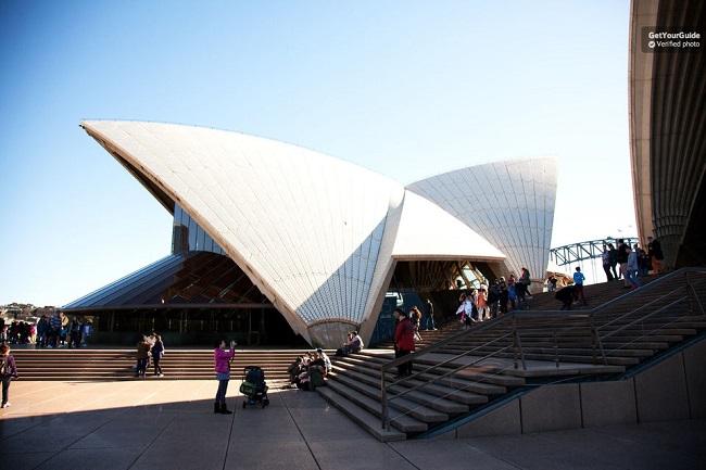 The Sydney Opera House Tour Tickets