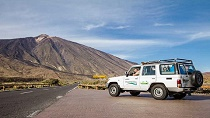 Teide-Masca 7-Hour Jeep Safari with Pick-up Tickets