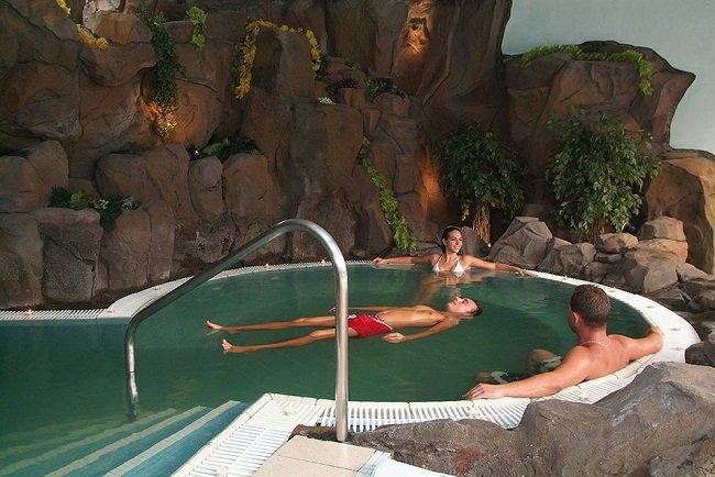 Adeje: Aqua Club Thermal Spa Full-Day Entrance Ticket Tickets