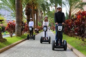 Puerto de la Cruz Segway Tour Tickets