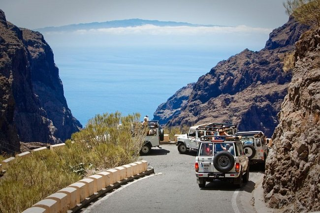 Teide-Masca 7-Hour Jeep Safari with Pick-up Tickets