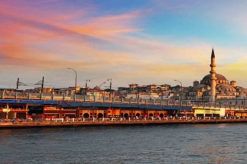 Tickets for Hop-on Hop-off Bus Istanbul 72H + Bosphorus Cruise