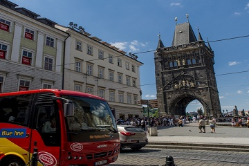 Tickets for Hop-on Hop-off Bus Prague + Jewish Quarter Tour