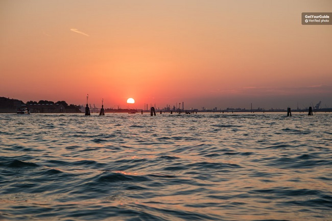 Venice Sunset Boat Tour Tickets