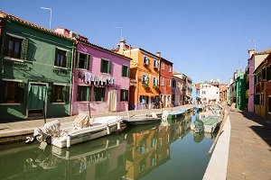 Best Boat Trip: Glimpse of Murano, Torcello and Burano Islands