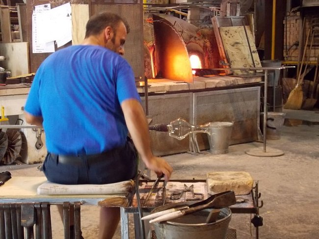 Murano Glass Factory and Burano Lace Tour Venice Tickets