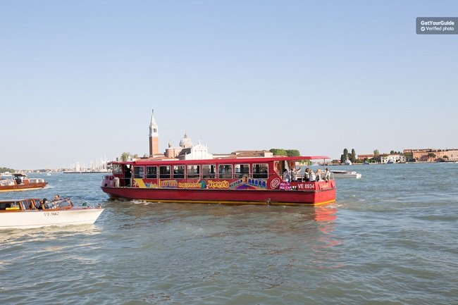 Venice Hop On Hop Off Cruise Tickets