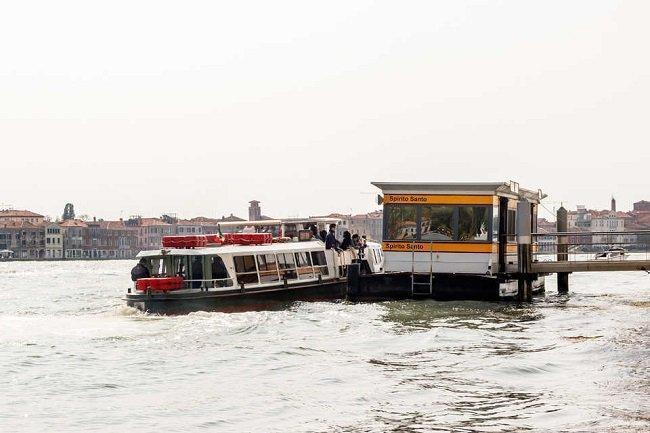 Venice Public Transportation Ticket Tickets
