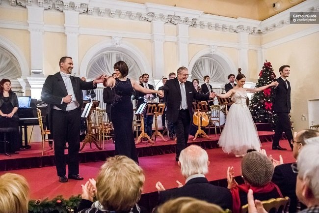 Mozart & Strauss Concert in Kursalon Vienna Tickets