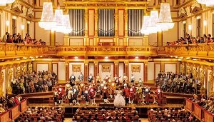 Best Vienna Mozart Concert at the Golden Hall