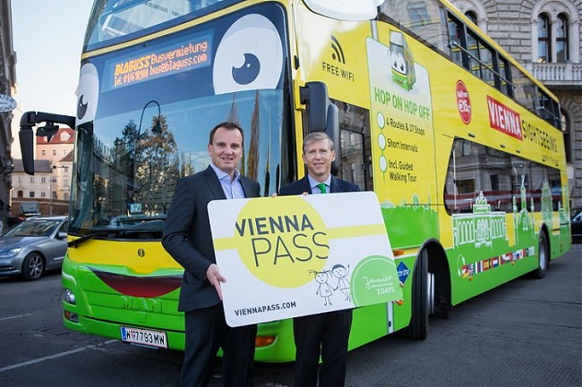 Vienna PASS: City Sightseeing Vienna Attractions Tickets