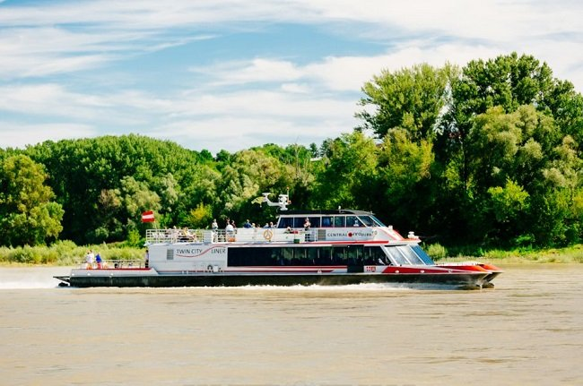 Vienna to Bratislava Tour by Bus and Boat Tickets