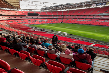 Wembley Stadium Guided Tour Tickets