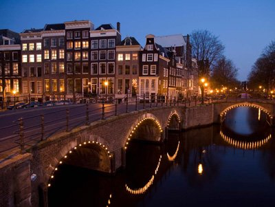 Attractions in Amsterdam