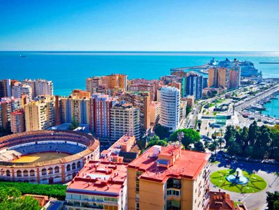 Attractions in Malaga