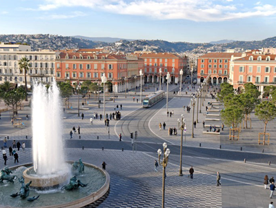 Free Attractions in Nice